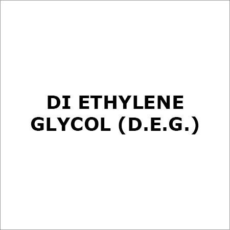 DI Ethylene Glycol (D.E.G.)