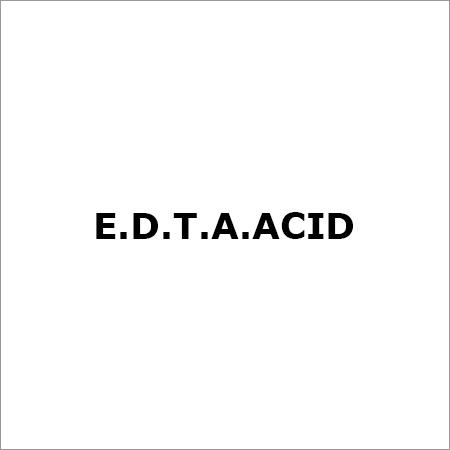 E.D.T.A.Acid