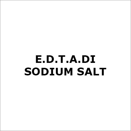 E.D.T.A.DI Sodium Salt