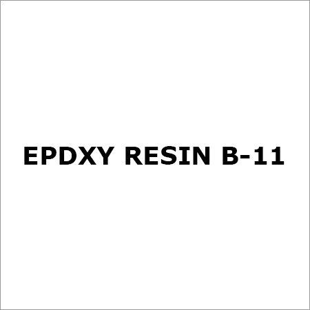 Epdxy Resin B-11