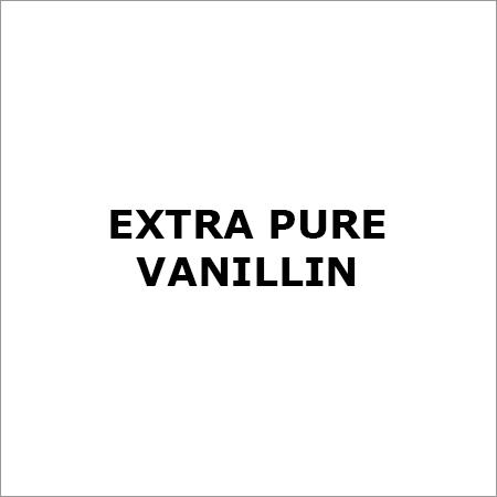 Extra Pure Vanillin
