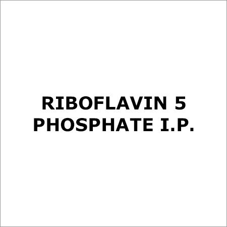 Riboflavin 5 Phosphate I.P.
