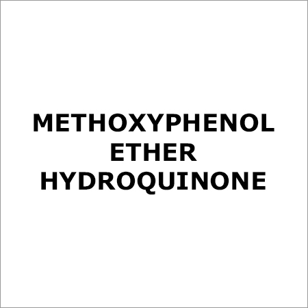Methoxyphenol Ether Hydroquinone