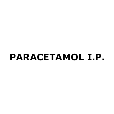 Paracetamol I.P.