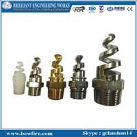 High quality full cone spiral spray nozzle