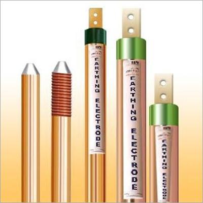 Copper Cladding-Bonding Earth Rod