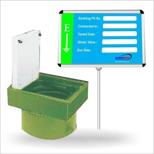 Earthing Pit & Display Board