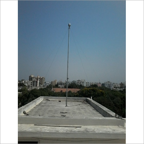 Installaion of Lightning Arrestor