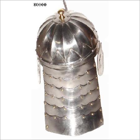 Iron Helmet, Body Part & Accessorise