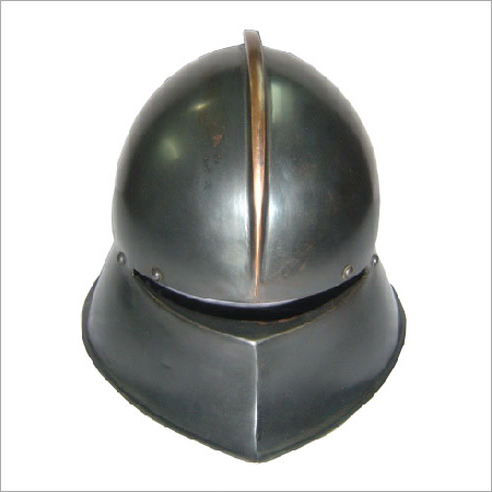 Iron Helmet, Body Part & Accessorise