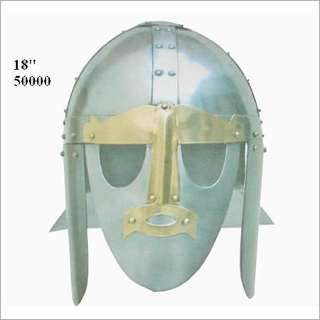 Ancient Metal Helmet