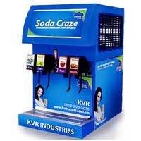 Soda Fountain Machine Shop 4+1