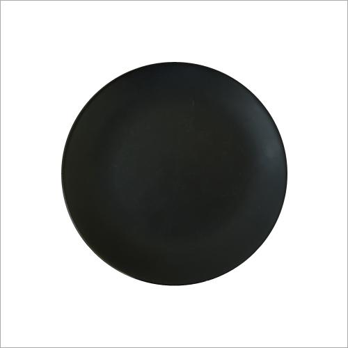 Ceramic Coupe Plate