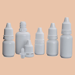 Plastic Dropper Bottles