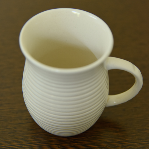 Handcrafted Ceramic Pottery Studio Mug