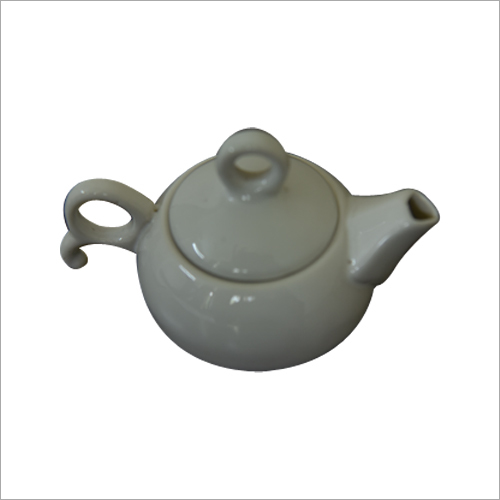 White Collection Tea Pot