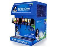 Soda Fountain Machine Shop 6+1