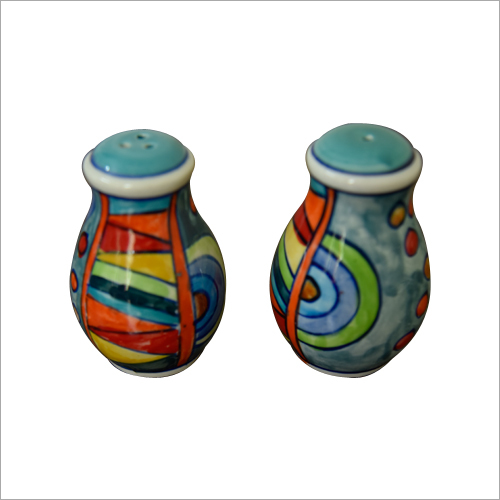 Ceramic Spice Jar
