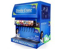 Soda Fountain Machine Shop 8+2