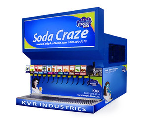 Soda Fountain Machine Shop 12+2