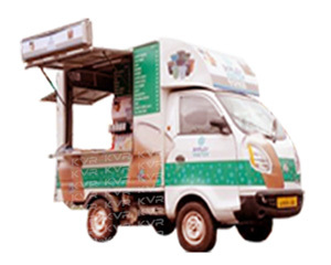 Soda Fountain Machine Tata Ace