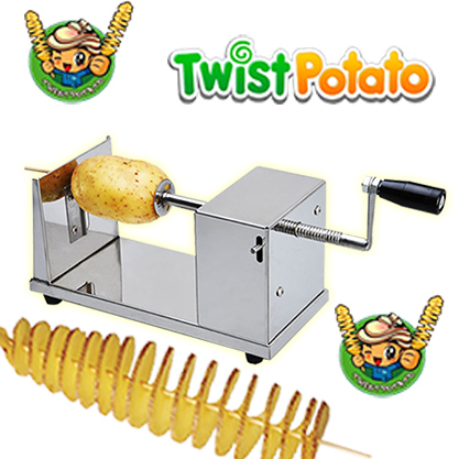 Potato Spring cutter