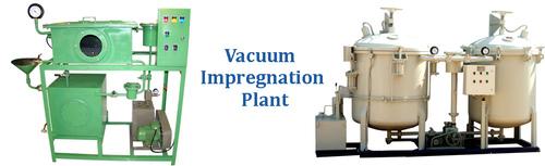 Vacuum Impregnation Plant
