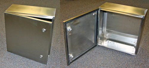 Steel Boxes