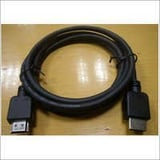 Black HDMI AM to AM Cable