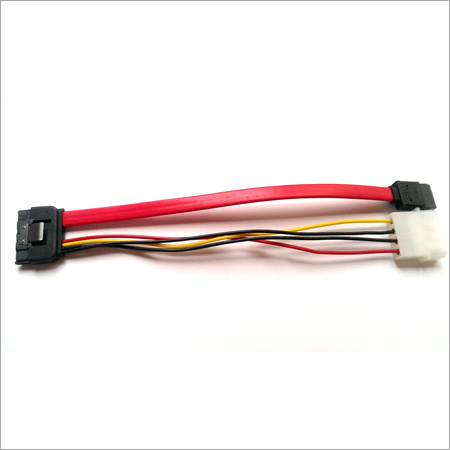 SATA 13 Pin to SATA 7Pin with Power Cable