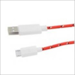 USB AM to Micro USB Net Braided Cable