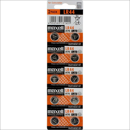Maxell LR Battery