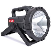 LED Search Light 20W - Lithium Batt. (Range 2 km.)
