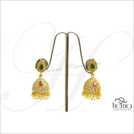 Ladies Designer Earrings