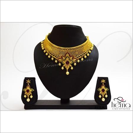 Ladies Designer Necklace Set