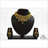 Ladies Fancy Necklace Set