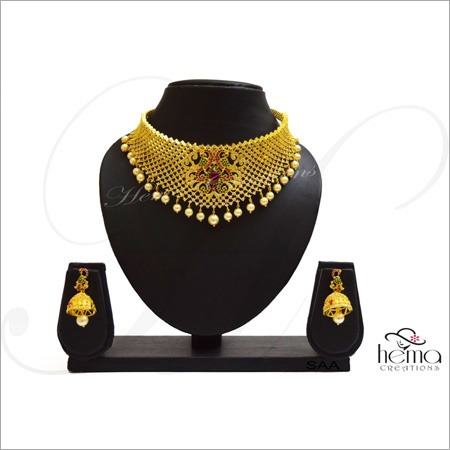 Ladies Imitation Necklace