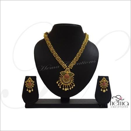 Ladies Fancy Necklace