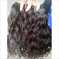 Natural Curly Wavy Human Hair