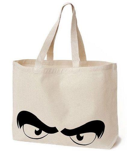 Eyes Look Totes Bags