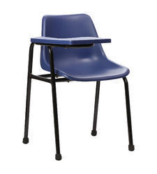 Escritura Blue Writing Chair