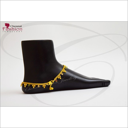 Ladies Designer Anklet
