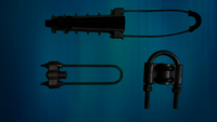 Anchoring and Dead End Clamps