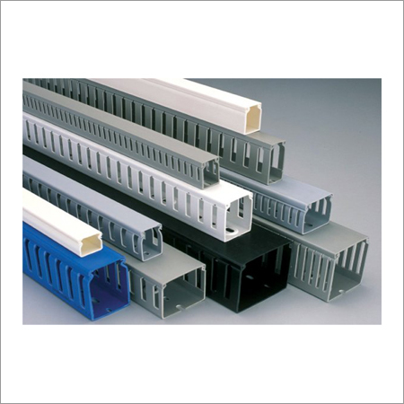 PVC Cable Ducts