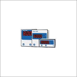 4 Digit Fully Programmable Ac Ammeter-Voltmeter
