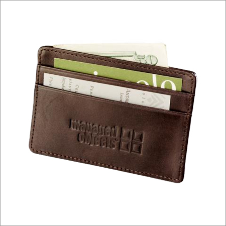 Business Card cum Wallet