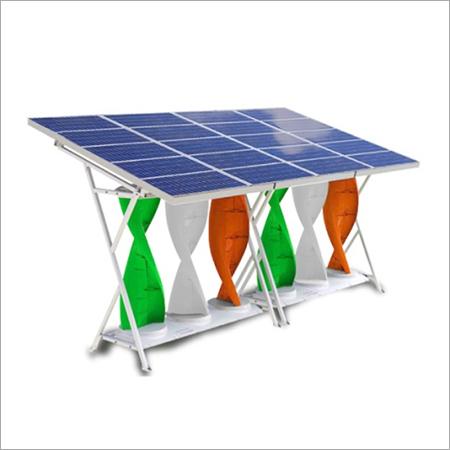 Solar Hybrid Wind Mill