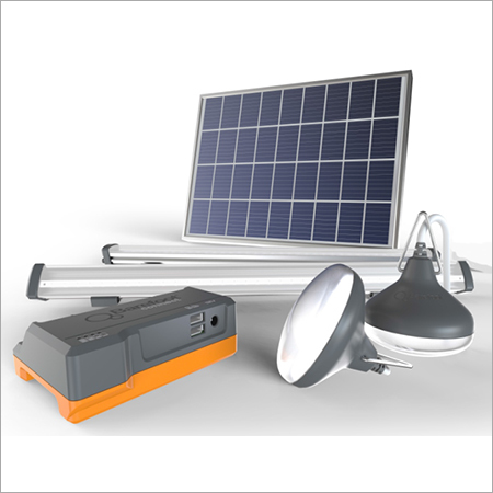 Solar Home Lighting Kits (Imported)
