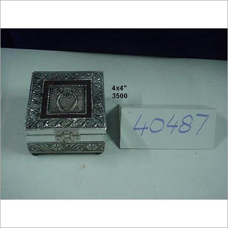 Jaipuria Mini Metal Box