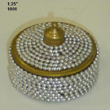 Jaipuria Brass Box